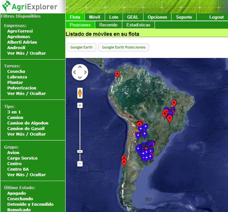 AgriExplorer